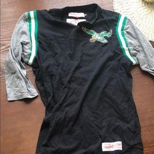 Mitchel & Ness Eagles Shirt